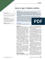 Diabetic Ketoacidosis in Type 2 Diabetes Mellitus