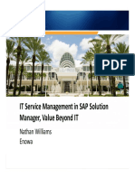 1613-IT Service Management in SAP Solution Manager, Value Beyond IT.pdf