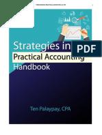 Strategies in Practical Accounting by Ten