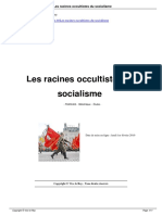 Racines Occultistes Du Socialisme - Sosyalizm Ve Masonluk (2010)