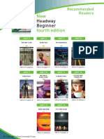 Headway Recommended Readers