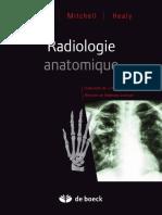 radiologie anatomique . crane et encephale +l orbite et les voies optiques