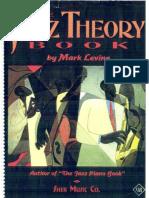 Some Jazz Theory