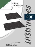Manual Fogão IC60