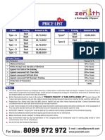 PPZ Price List_Marketing
