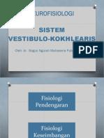 NEUROFISIOLOGI VestibuloKoklearis