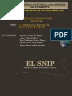 Trabajo Gestion de Proyectos - invierte Peru