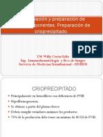 3. crioprecipitado