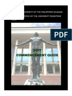 2017 Commencement Guide