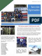 Boletín Egresados No. 1 - 2017