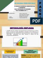 Los Ciclos Económicos en El Perú INEI - Grupo 3