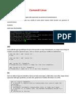 comandi linux-altomare