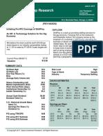 ShiftPixy Pre IPO Research 20170607