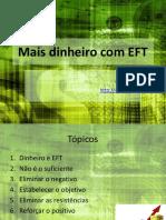 EFT para conseguir + R$