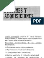 Fusiones y Adquisiciones CL 2017