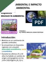 Oferta Ambiental e Impacto Ambiental