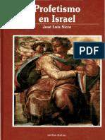 Sicre Jose Luis Profetismo En Israel El Profeta Los Profetas El Mensaje Afr Evd Teologia 002.pdf