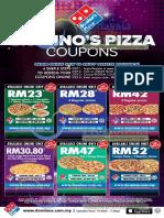 Dominos Pizza 16 Apr 2013