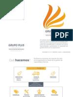Brochure - Gestión Empresarial (Grupo Plus Inversores)