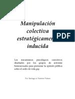 Manipulación colectiva estratégicamente colectiva