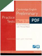 PRACTICE PET PLUS 3.pdf