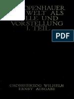 Schopenhauers Sämmtliche Werke in Fünf Bänden_vollständig Band 01 Bis 05_Inselverlag_Leipzig_1820_3644 Seiten_20170624