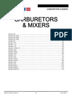 Carbs Mixers