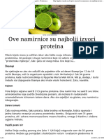 Ove namirnice su najbolji izvori proteina - Gastro priče - Gastro.pdf