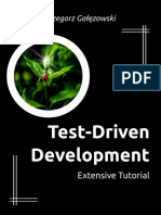 Test Driven Development
