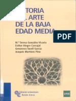Historia Del Arte de La Baja Edad Media