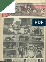 El Clarín (Valencia). 4-2-1928