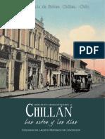 """Chile, """"Historia de Chillan"""" (Siglos XIX y XX)"""