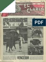 El Clarín (Valencia). 3-3-1928