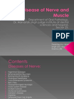Disease of Nerve and Muscle