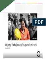 02.- Mujer y Trabajo Desafios Para La Mineria
