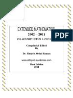 Locus Classified