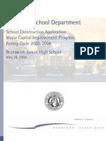BJHS Application 2004