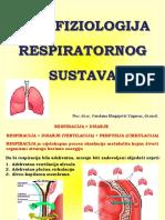Predavanje 14_StomII_Patofiziologija Repiracijskog Sustava