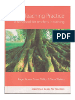 Teaching Practice Chapter 1