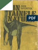 Din Tainele Naturii - Dan Apostol