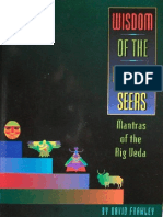 Wisdom of the Ancient Seers - Mantras of the Rig Veda