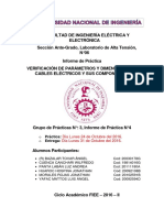 Alta Tensión, Experiencia Nº 4-Cables Eléctricos.docx