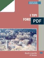 I tipi forestali della Regione Toscana