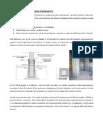Tecniche Intervento Rinforzo Pilastri