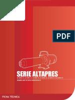 Serie Altapresn Ft