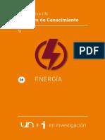 Agenda Del Conocimiento - Energía