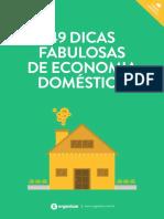 49 Dicas Fabulosas de Economia Domestica