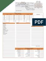 Artesia AKW Character Sheet