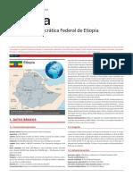 Etiopia Ficha Pais