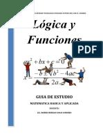 Guia de Estudio Logica y Funciones